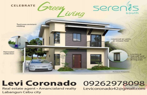 Photo #1 Townhouse for sale in Cebu, Cebu City