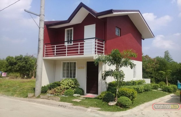 Photo #2 Townhouse for sale in Bulacan, Santa Maria