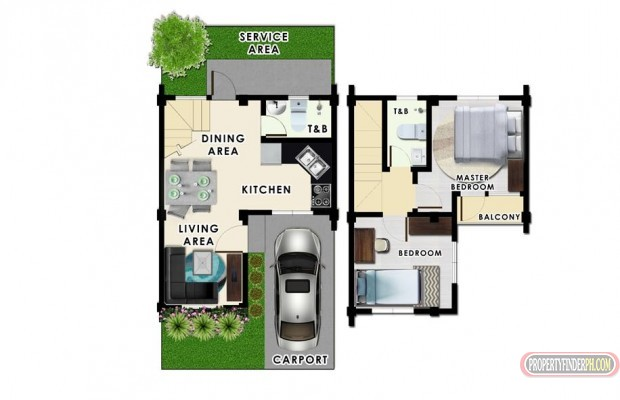 Photo #10 Townhouse for sale in Bulacan, Baliuag