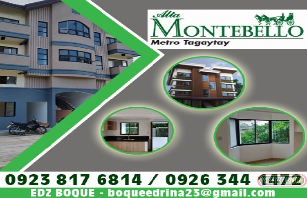 Photo #1 Townhouse for sale in Cavite, Tagaytay City