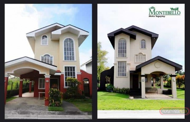 Photo #3 Townhouse for sale in Cavite, Tagaytay City