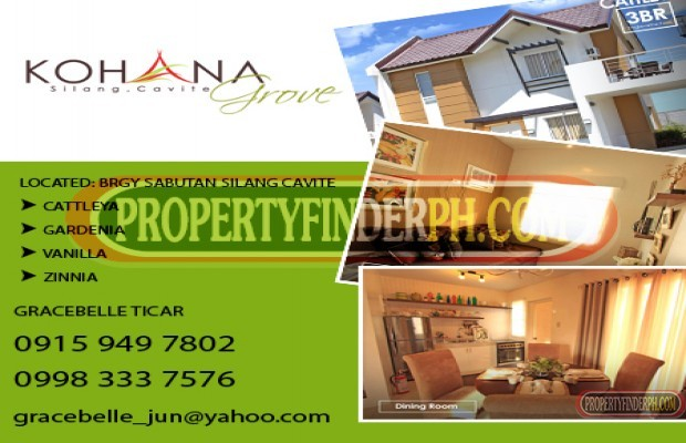 Photo #1 House and Lot for sale in Cavite, Silang