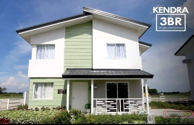 Photo #1 House and Lot for sale in Pampanga, San Fernando City