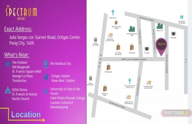 Photo #7 Condominium for sale in Metro Manila, Pasig