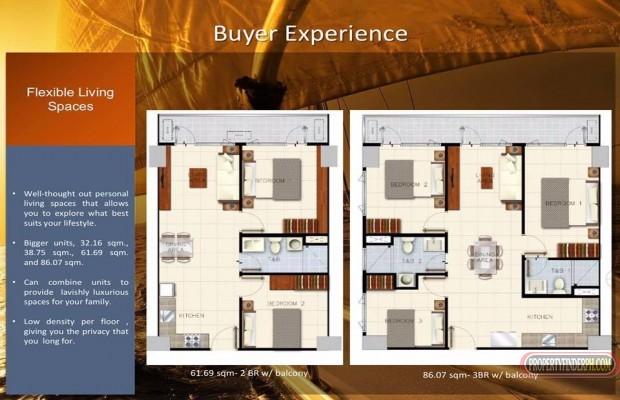 Photo #7 Condominium for sale in Metro Manila, Makati