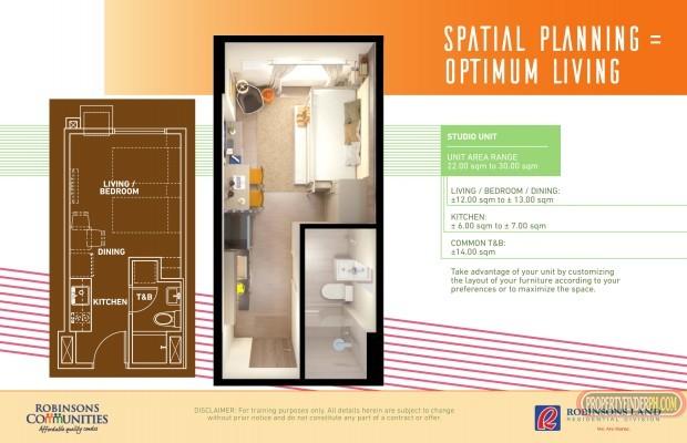 Photo #2 Condominium for sale in Metro Manila, Quezon City