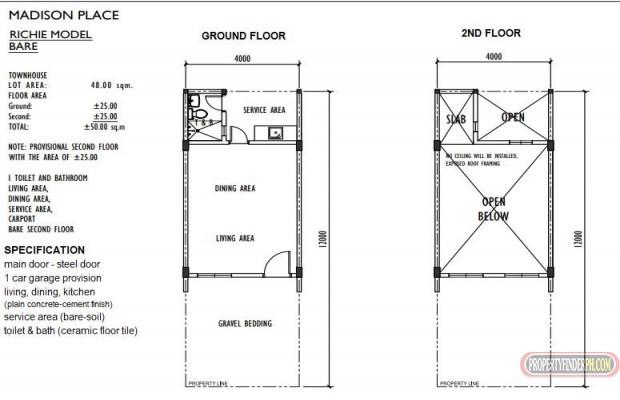 Photo #6 Condominium for sale in Rizal, Angono