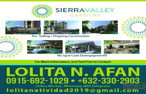 Photo #1 Condominium for sale in Rizal, Cainta