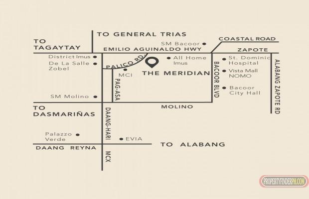 Photo #2 Condominium for sale in Cavite, Bacoor