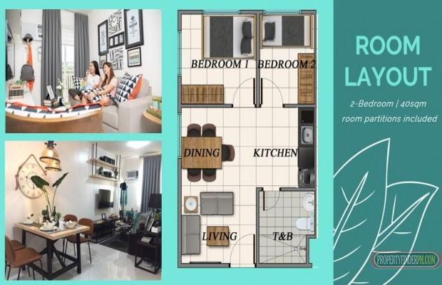 Photo #4 Condominium for sale in Cavite, Bacoor