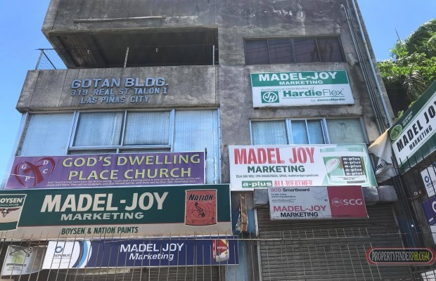Photo #3 Building Space for rent in Metro Manila, Las Piñas