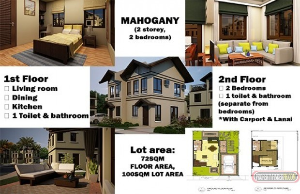 Photo #4 House and Lot for sale in Cavite, Alfonso