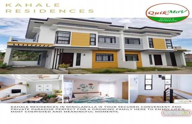 Photo #1 House and Lot for sale in Cebu, Minglanilla