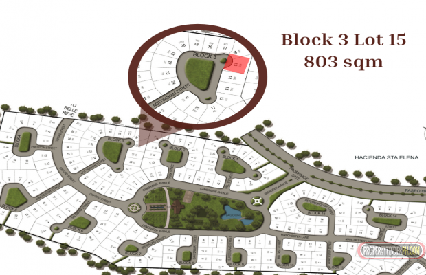 Photo #1 Residential Land for sale in Laguna, Santa Rosa City