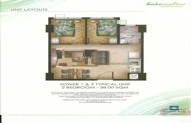 Photo #5 Condominium for rent in Metro Manila, Makati