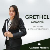Grethel Casane logo