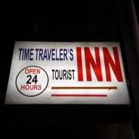 Time Travelers Tourist Inn logo